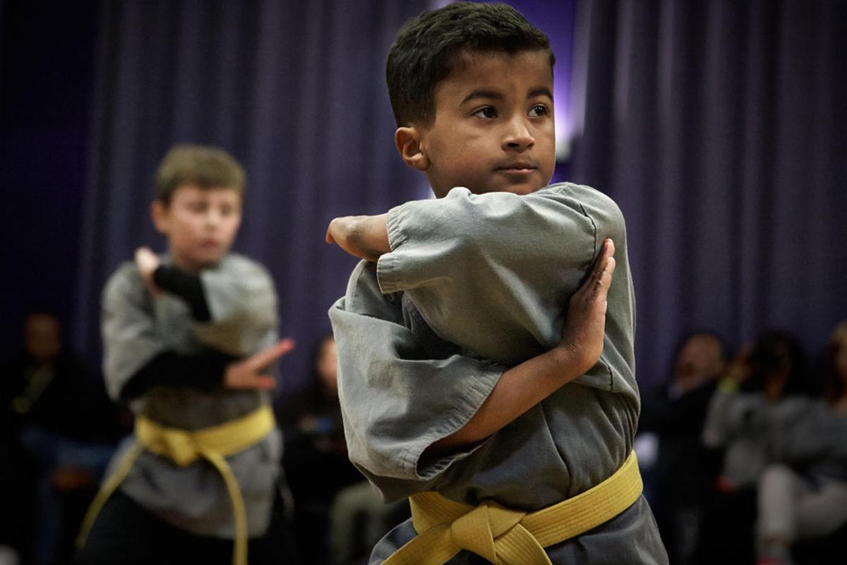 Shaolin Kung Fu 2015 Gradings & Website Images 12
