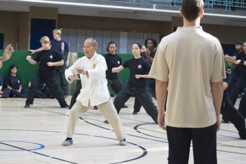 Great Grandmaster, Quek Heng Choon Seminar 2009