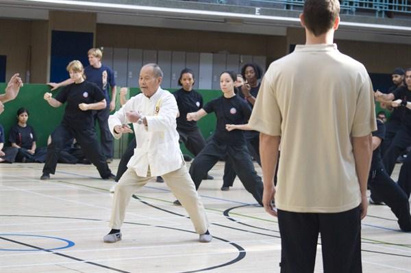 Shaolin Kung Fu Great Grandmaster, Quek Heng Choon Seminar 2009 11