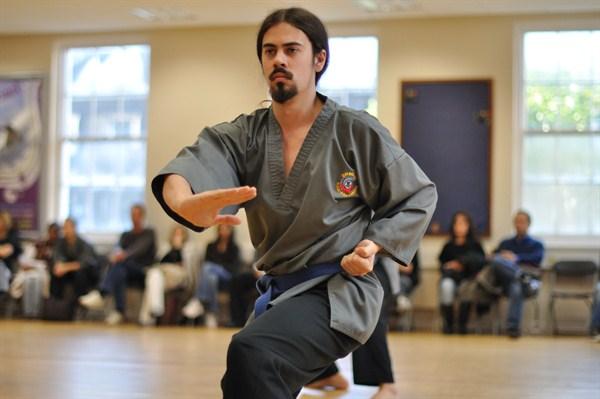 Shaolin Kung Fu London Grading Examination December 2009 15