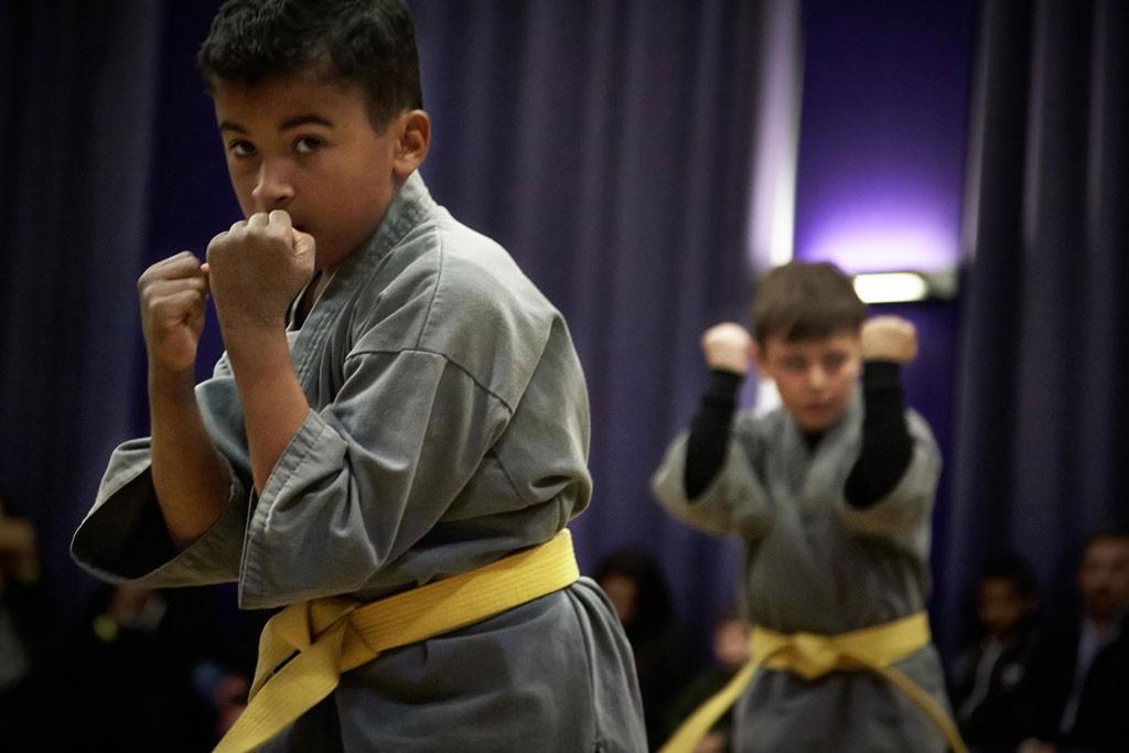 Shaolin Kung Fu Dealing with bullying